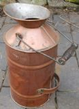 Edwardian Large Copper Water Jug